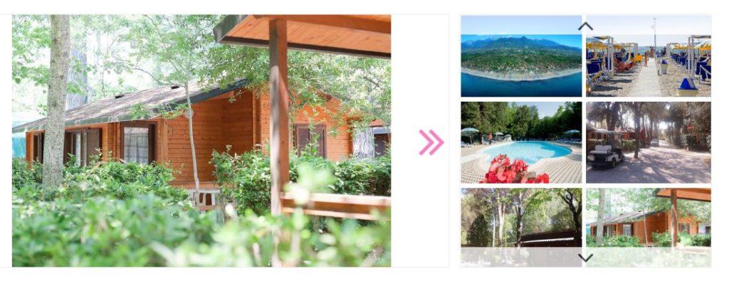 Campeggio Bosco Verde