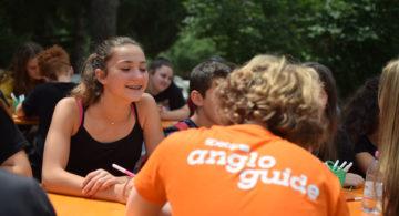 Speak teens summer camp