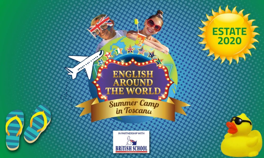 English Summer Camp Toscana