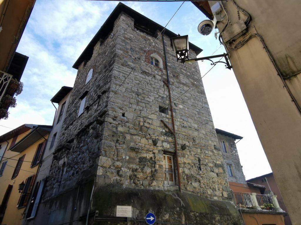 Lovere Torre degli Alghisi