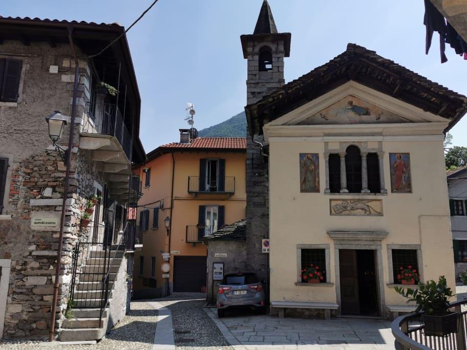 Centro storico Mergozzo