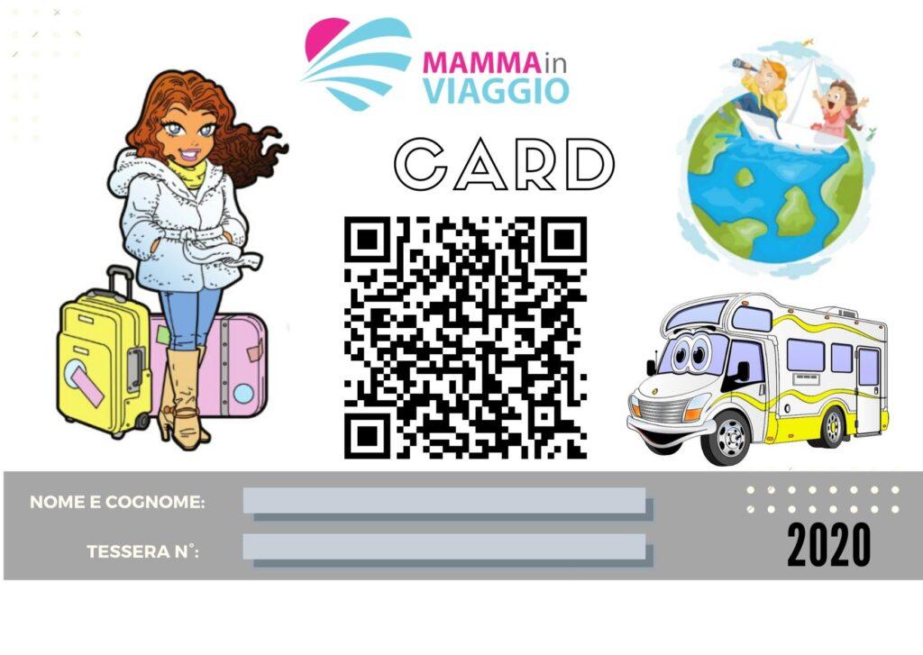 MammaInViaggio Card