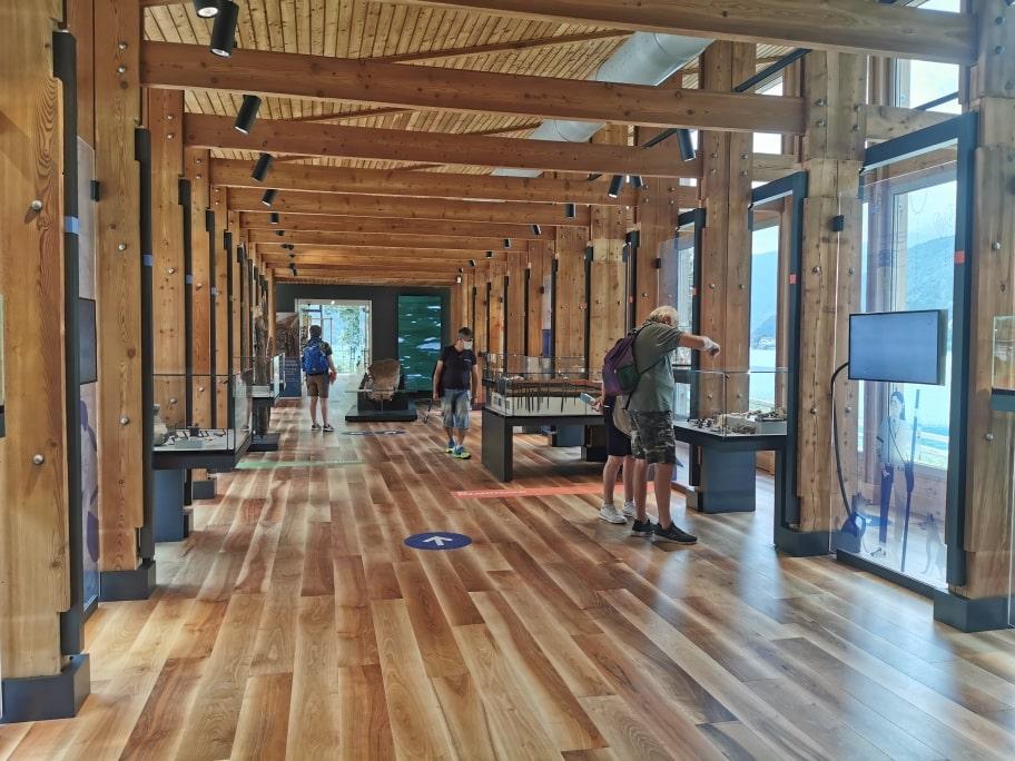 Lago di Ledro Museo delle Palafitte