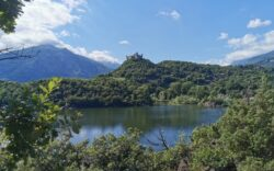 Castello di Montalto Dora e Lago Pistono