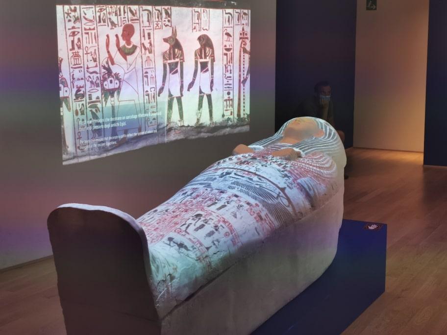Museo Egizio Architettura Invisibile