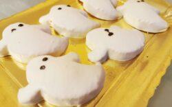 Biscotti di Hallloween senza glutine