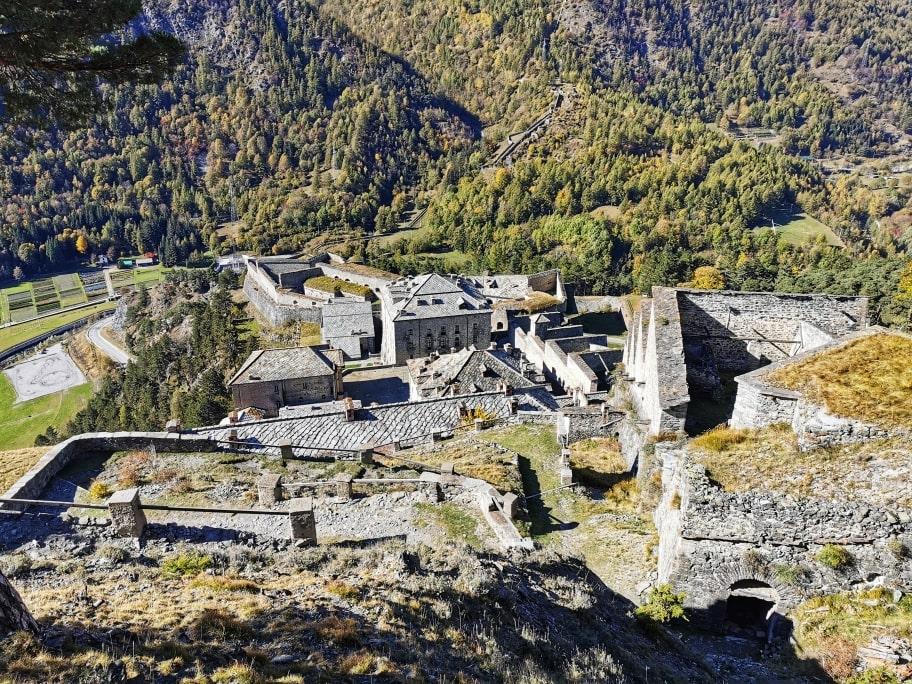 Forte di Fenestrelle Valle