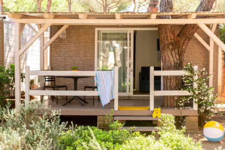 Il Gabbiano Camping Village Mobil home