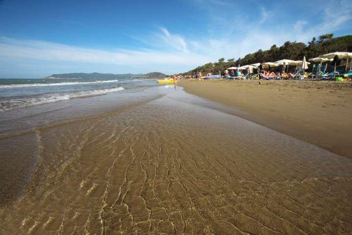Il Gabbiano Camping Village Spiaggia