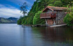 Case nella natura