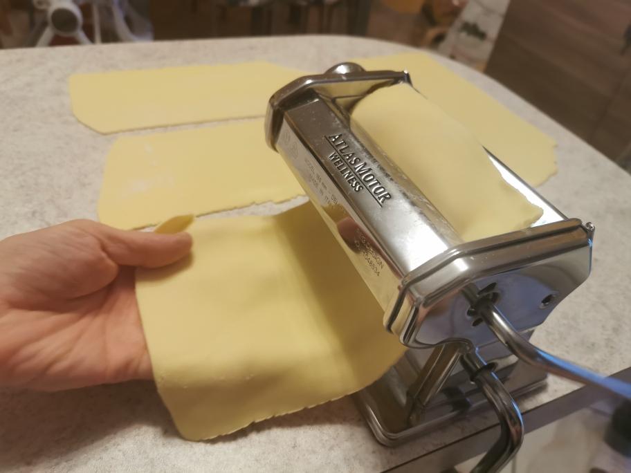 Sfoglia lasagne senza glutine
